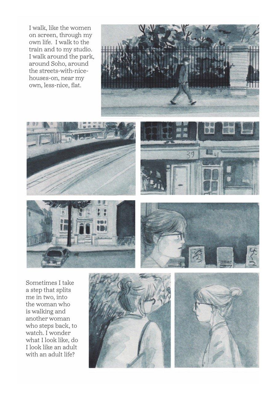 Walking Distance by Lizzy Stewart