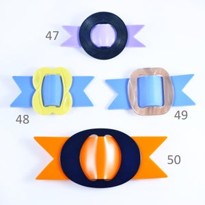 Image of Buckle brooches 47 to 50