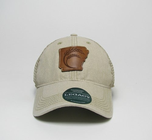 Image of AR Rice Ball Caps - Trucker Style - Three Versions