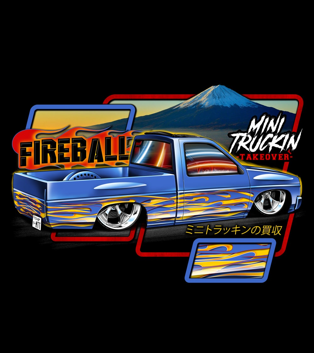 Image of FIREBALL