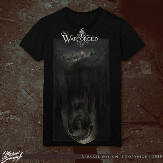 "Image of ""Nightfall Came"" Shirt"
