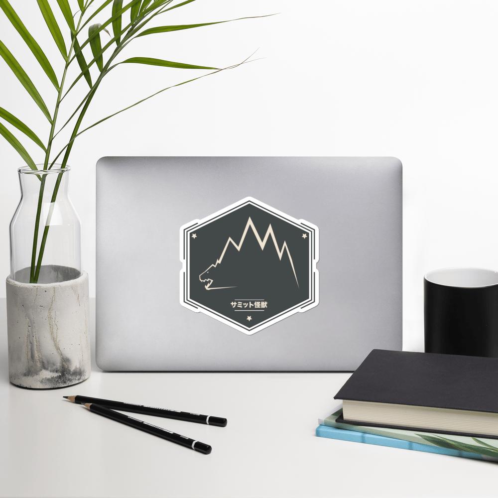 Image of Summit Kaiju Stickers