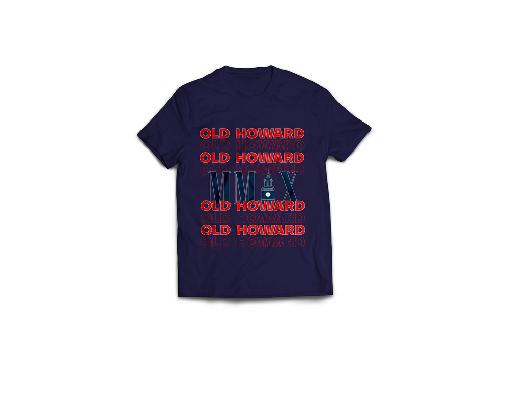 Image of Sweet Knowledge x HU Class of '09 T-Shirt
