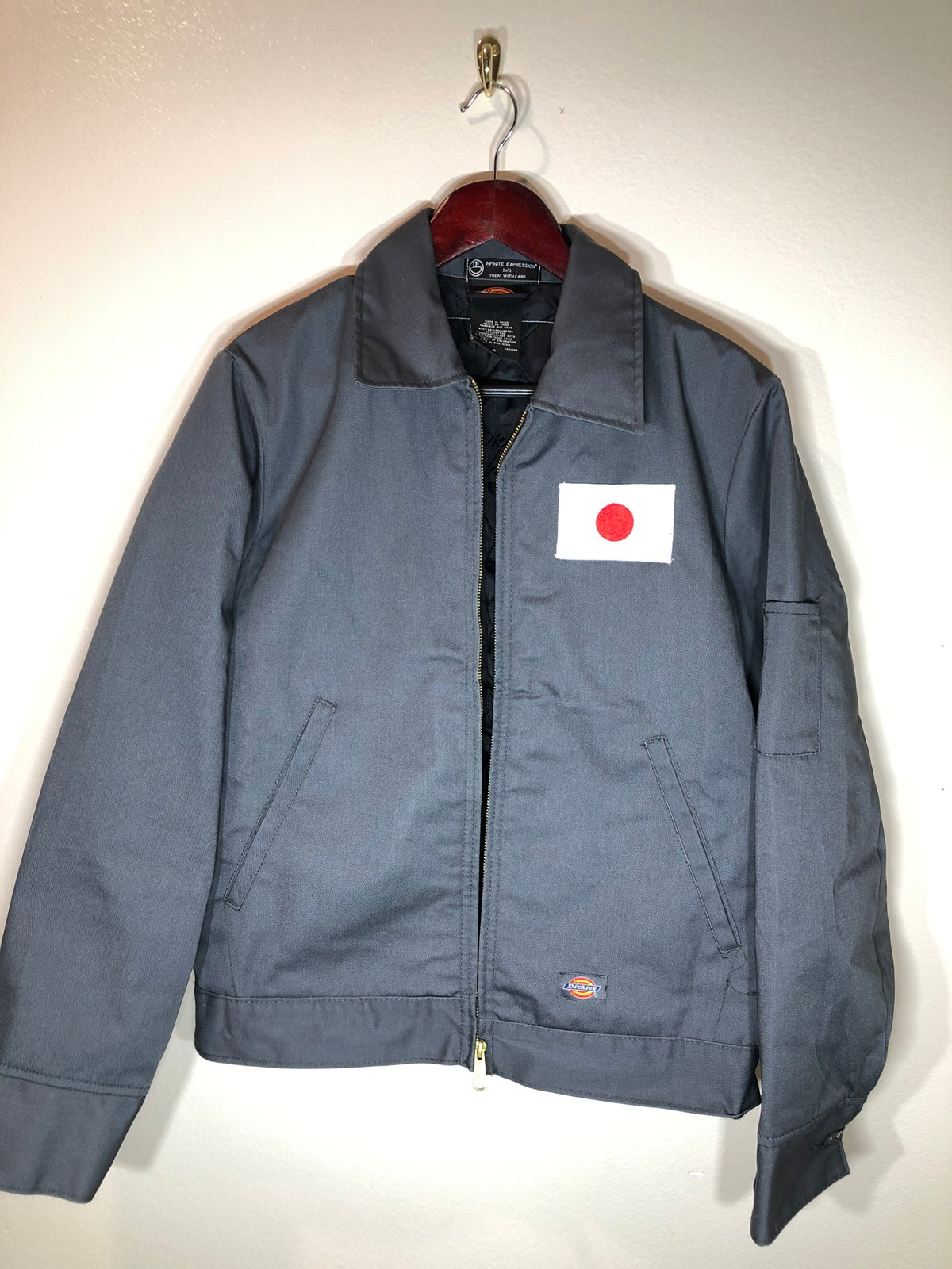 Image of Japanese Quilted Coat