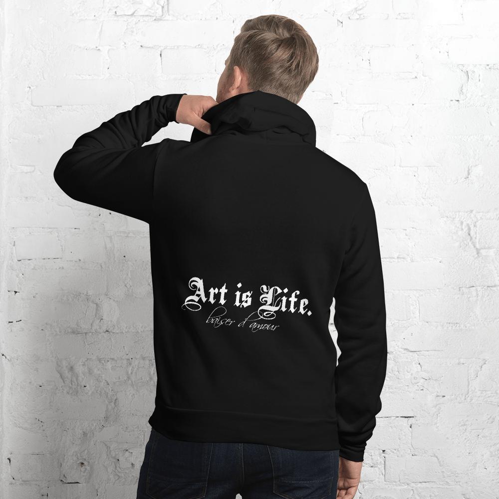Image of Art is Life Hoodie
