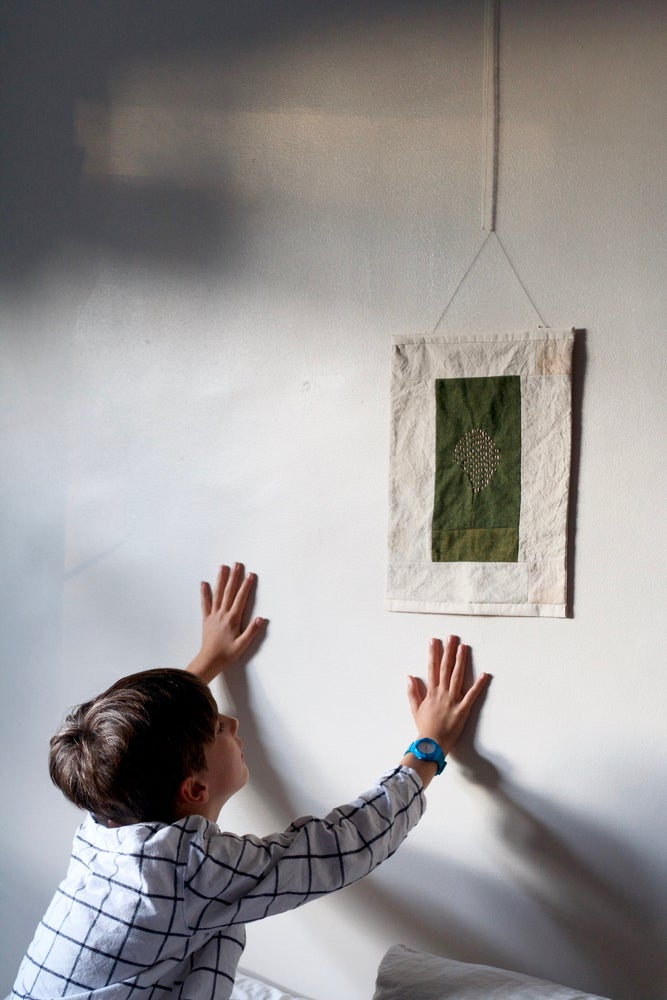 Image of Dear Green Place | Wall Hanging
