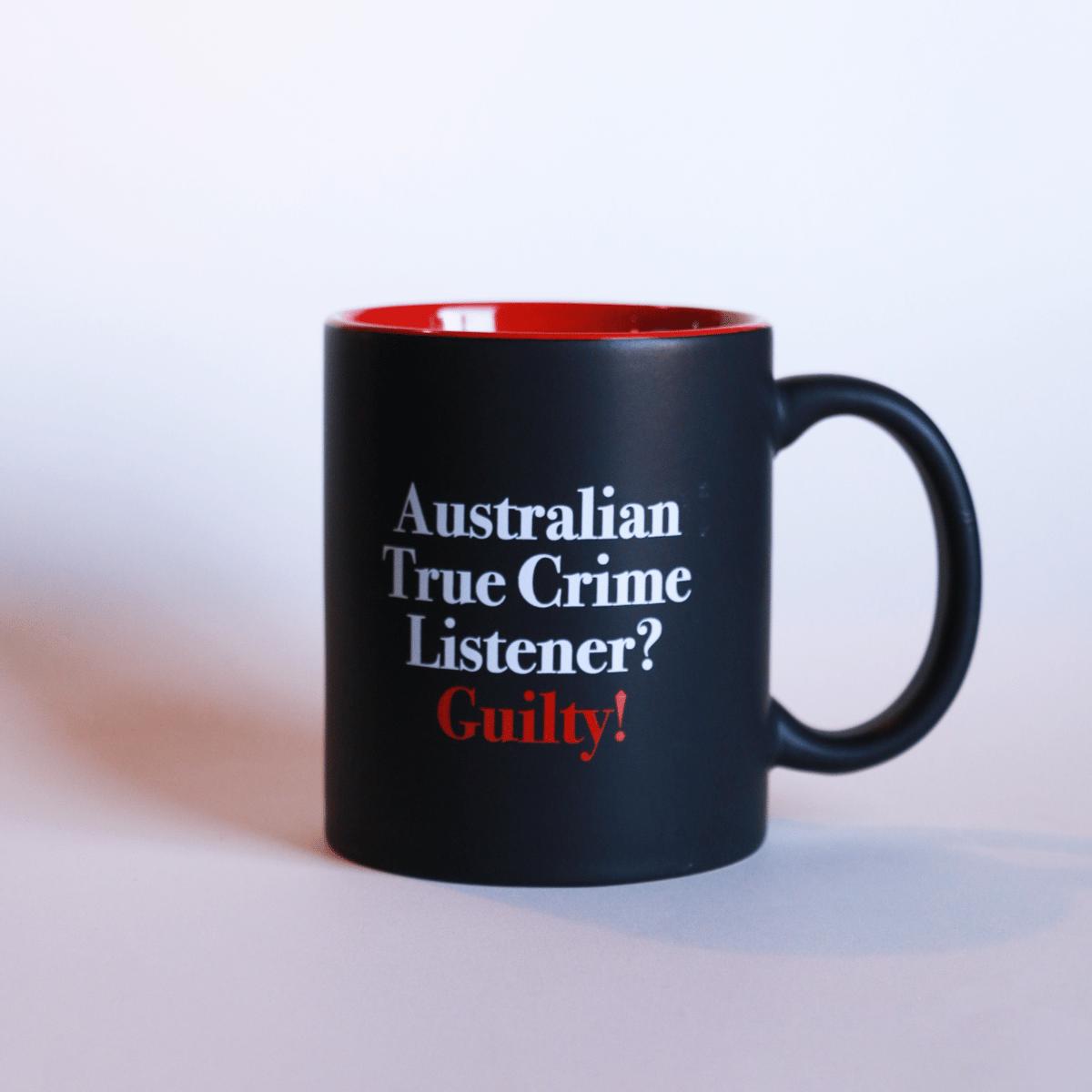 Image of Australian True Crime Podcast Mug
