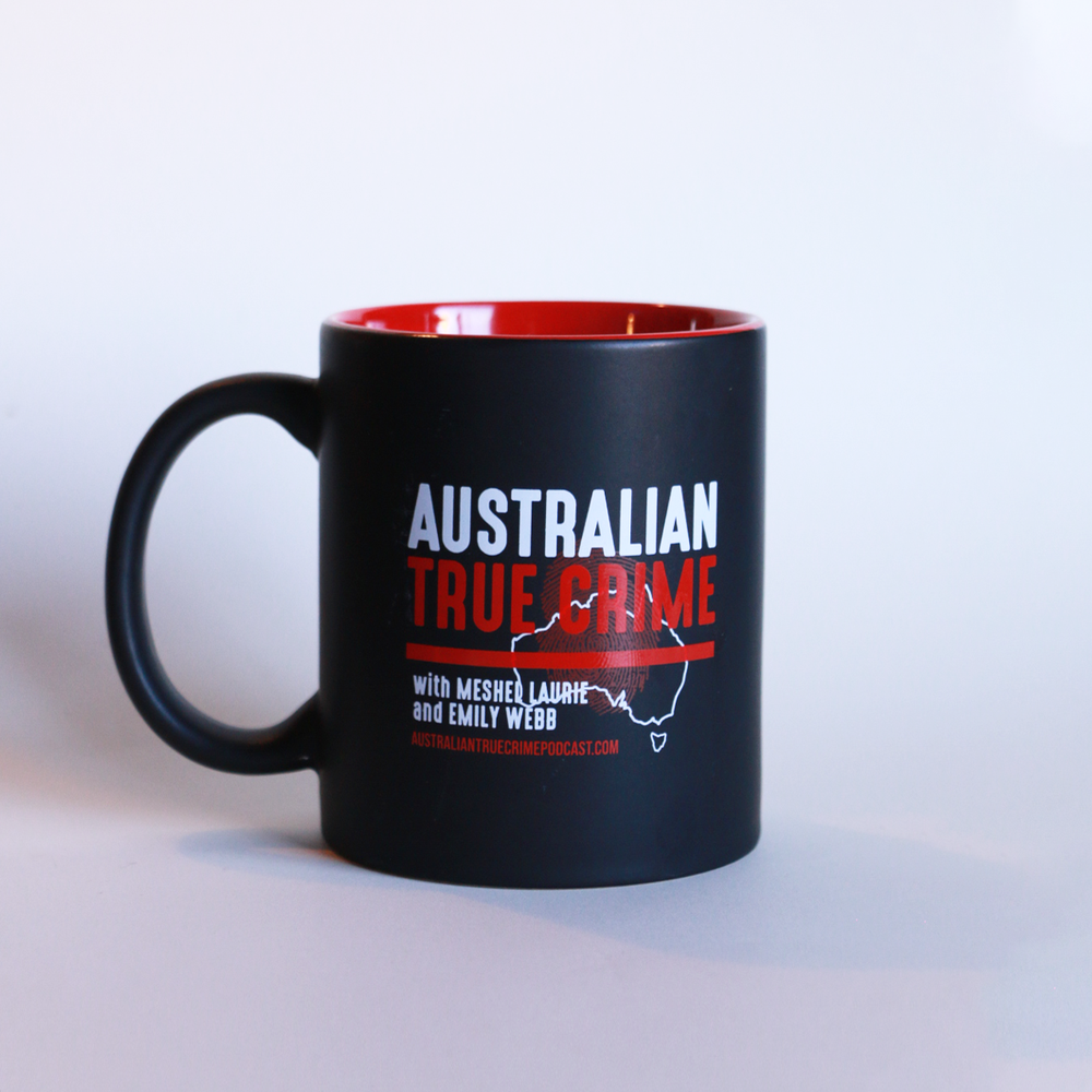 Image of Australian True Crime Podcast Mug