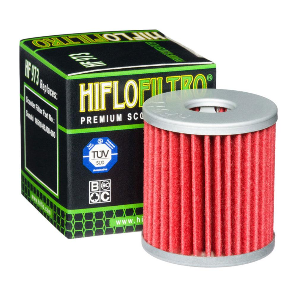 Image of HIFLOFILTRO - OIL FILTER HF973 Motorcycle Oil Filter