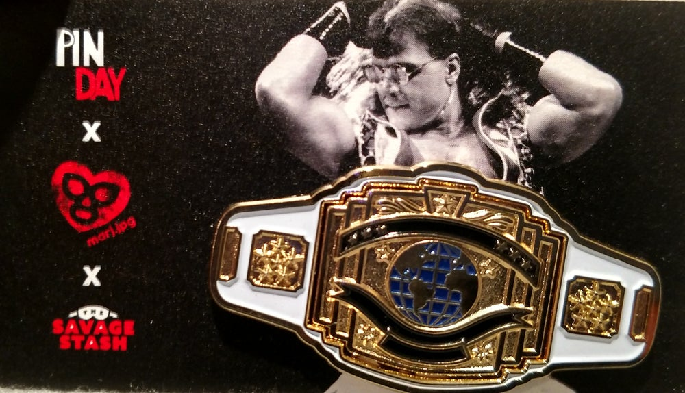 Image of Interchangeable Intercontinental Belt Pin (White)