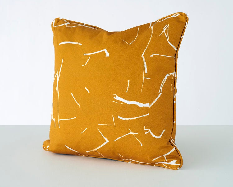 Image of No 2 cushion by Stoff Studios (available in 4 colourways)