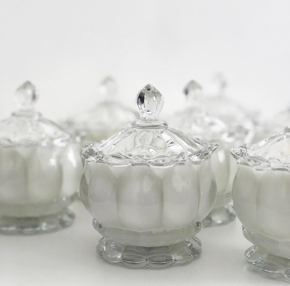 Image of CRYSTAL CANDLES