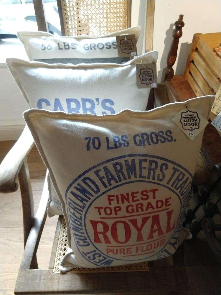 Image of Flour/ Animal feed Cushions