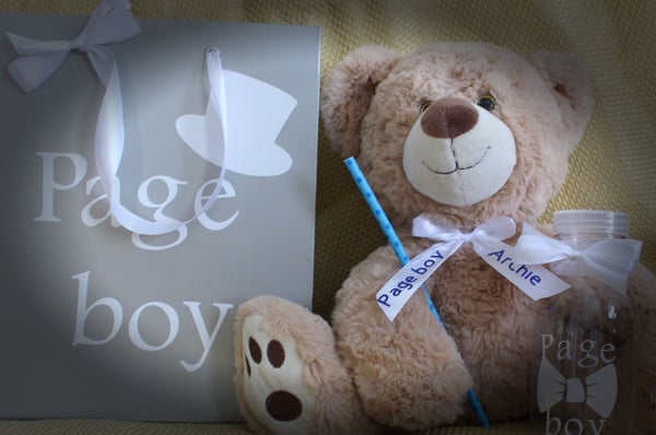 Image of Premium Page Boy Gift Set