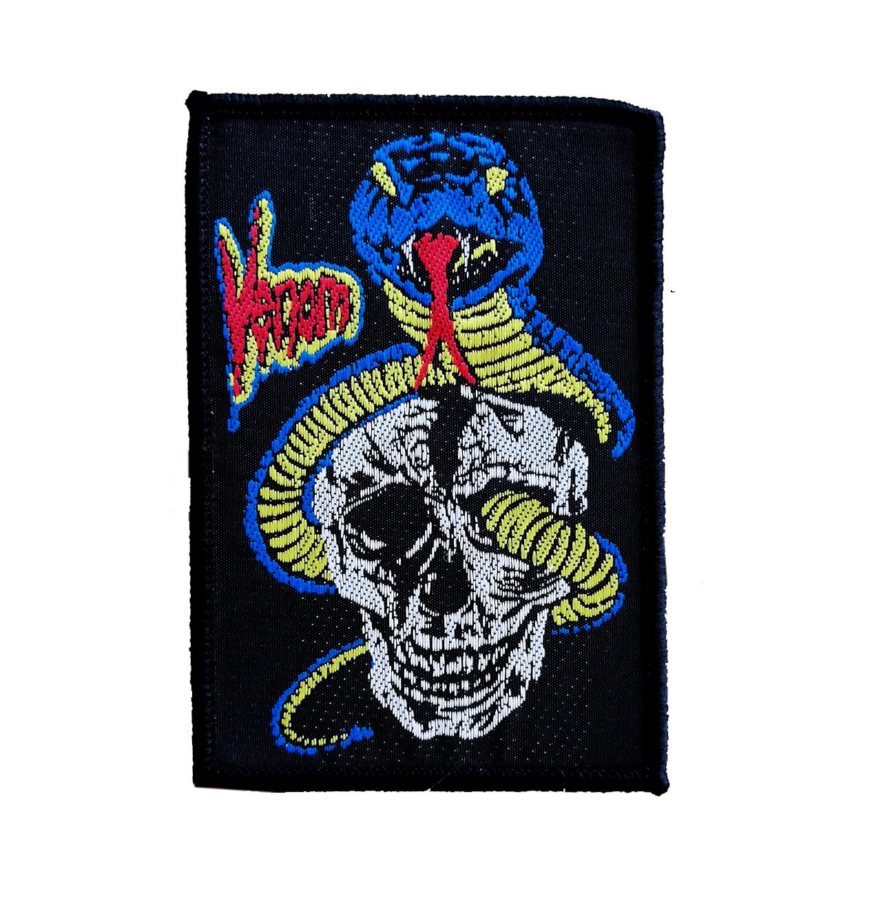 Image of Venom woven patch