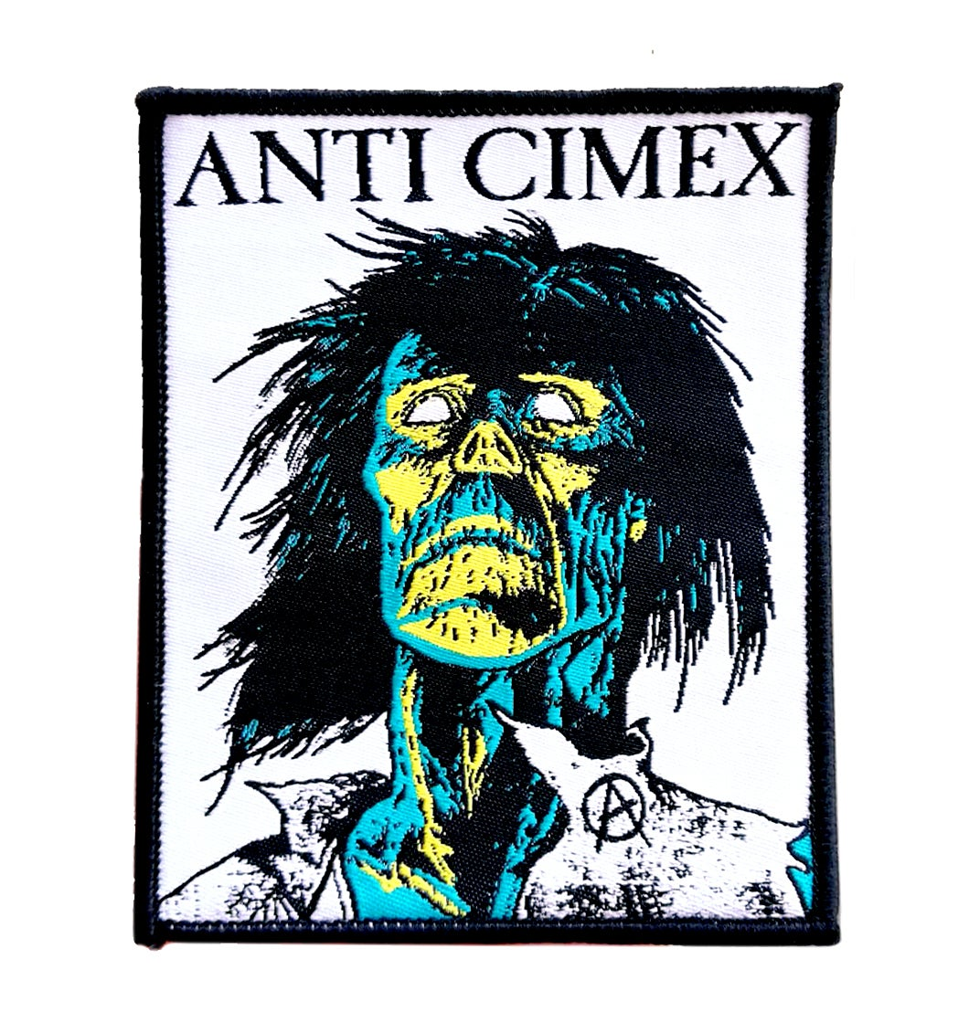 Image of Anti Cimex woven patch