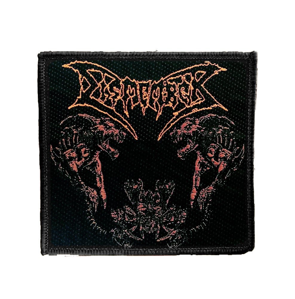 Image of Dismember woven patch