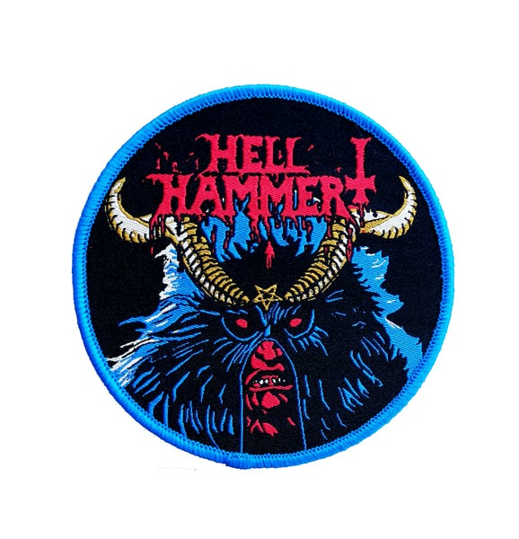 Image of Hellhammer patch