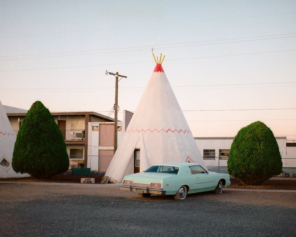 Image of Wigwam Motel
