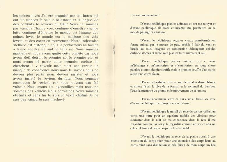 Image of pariah 5 : Amandine André, Impossessions primitives