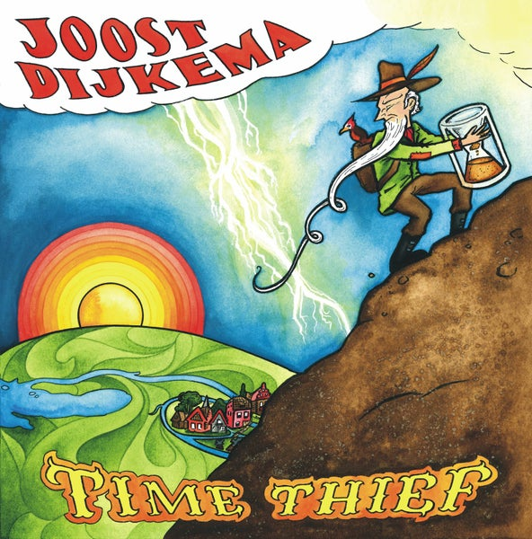Image of Joost Dijkema - Time Thief CD