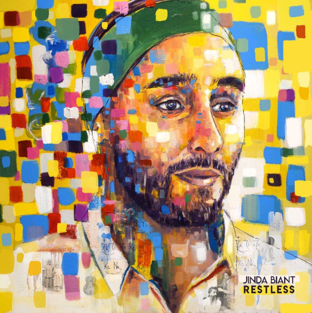 Image of Jinda Biant - Restless CD
