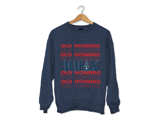 Image of Sweet Knowledge x HU Class of '09 Crewneck