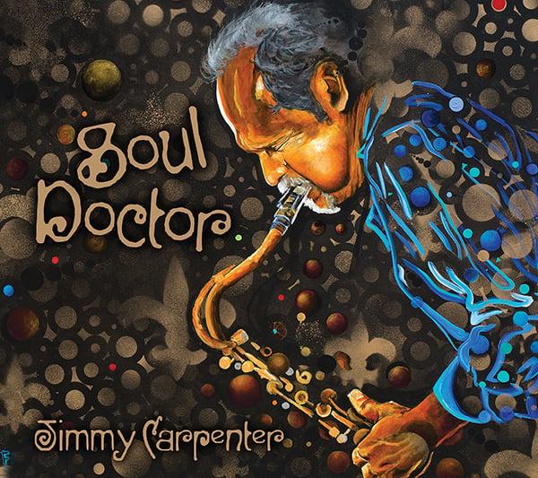 Image of Soul Doctor Signed CD