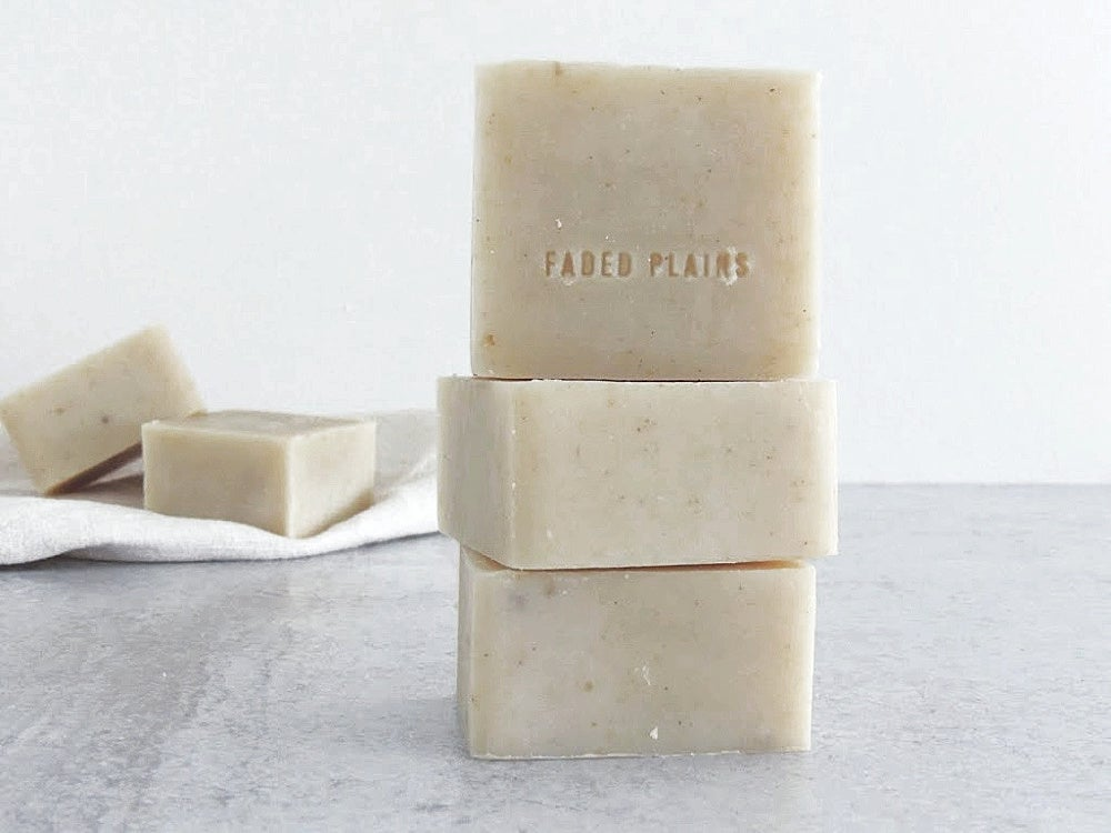 Image of F I E L D | Small-Batch Scrub Bar Soap