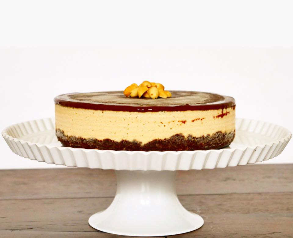 Image of  Pre-Orders Only Chocolate Peanut Butter Cup UN-Cheesecake™
