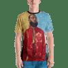 Nipsey Van Gogh Full Bodied Print Shirt
