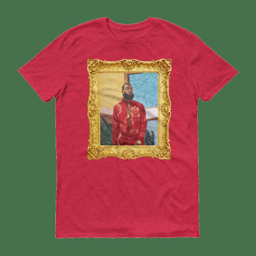 Image of Nipsey Van Gogh T-Shirt