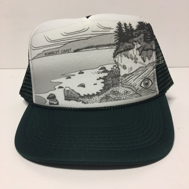 Image of Humboldt Coast Trucker Hat