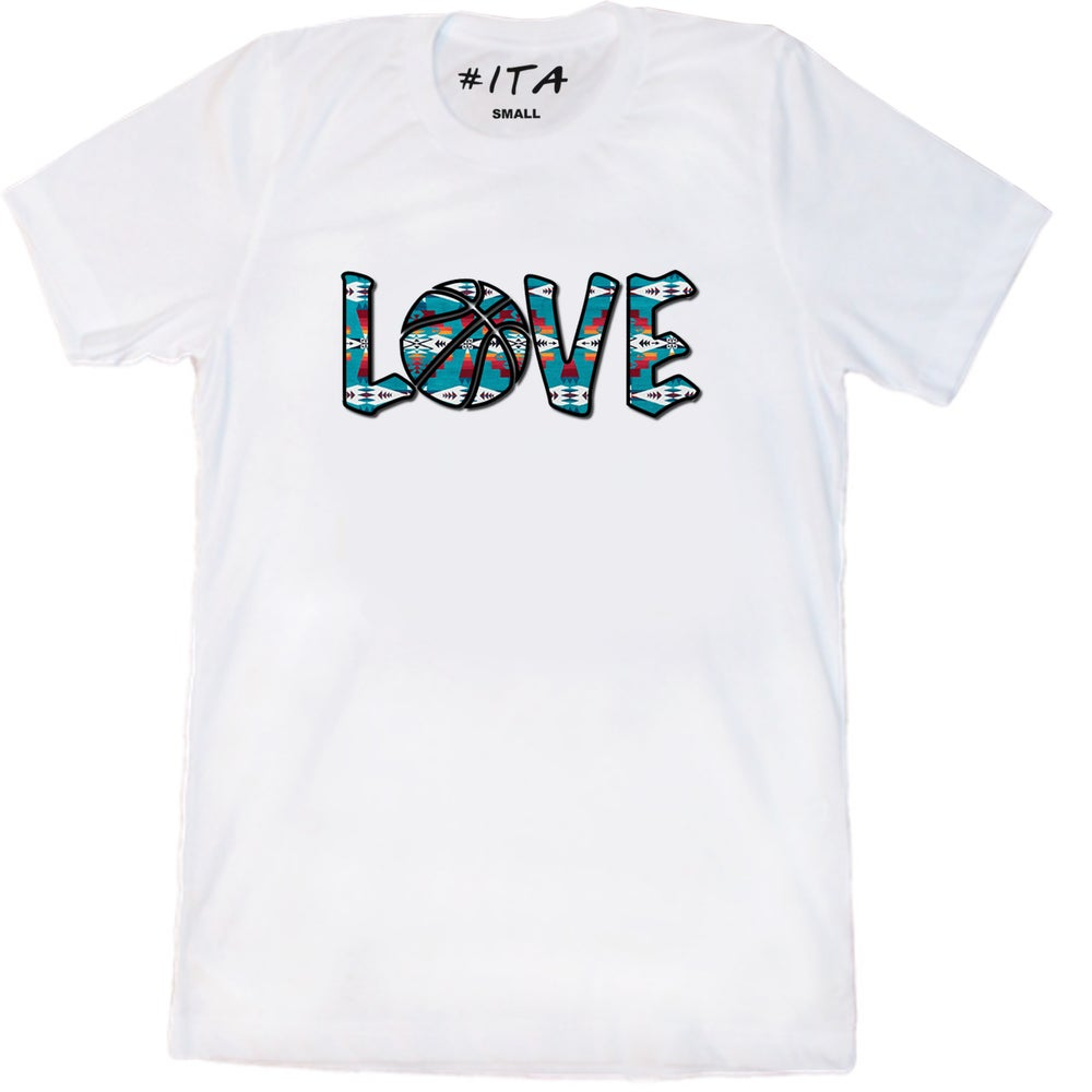 Image of Love Basketball T-shirt