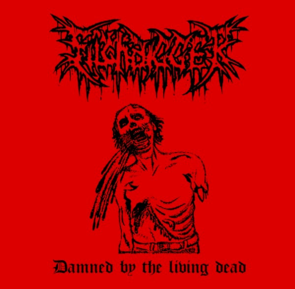 Image of FILTHDIGGER - Damned By The Living Dead MCD