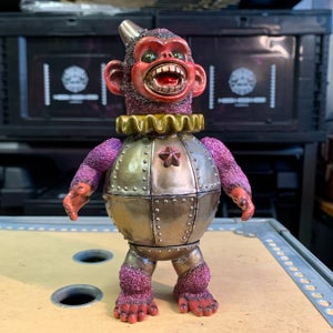 """Image of """"Iron Monkey"""" painted by MaxFan"""