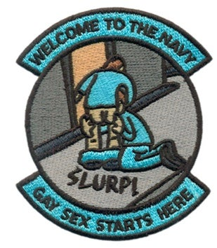 Image of Welcome to the Navy Patch