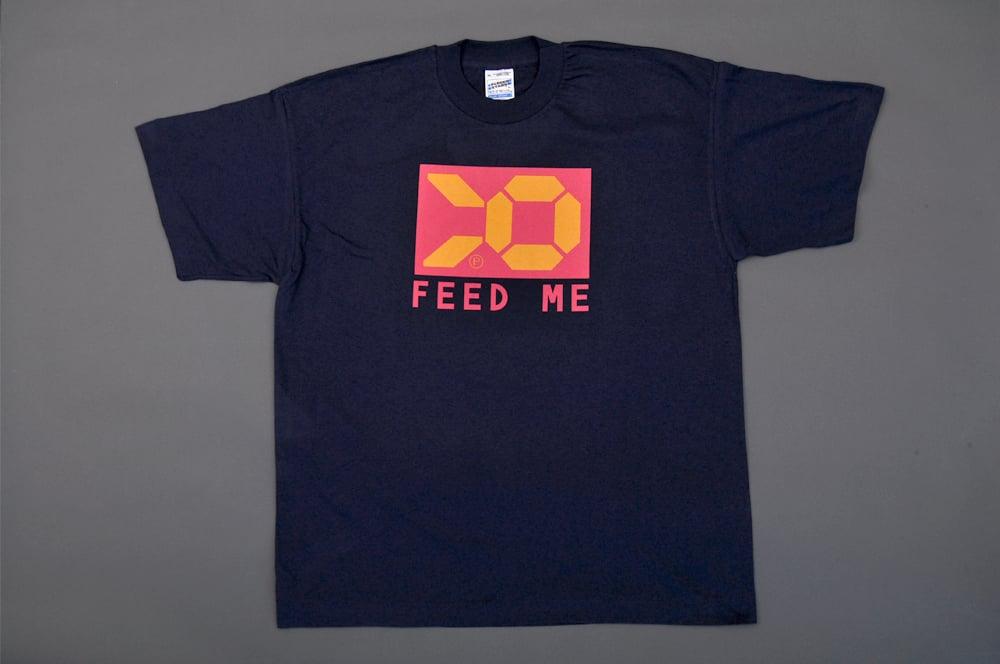Image of Wipeout - Team Piranha Logo (Feed Me)