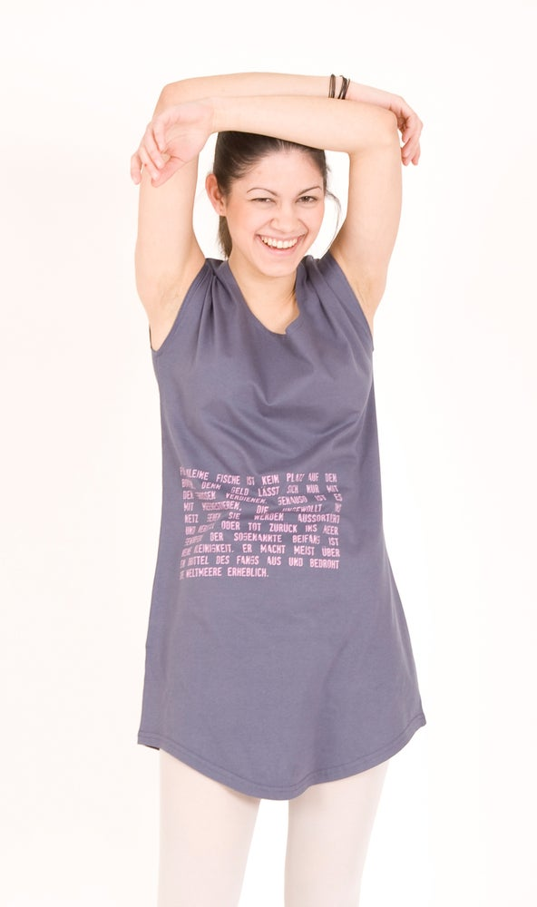 "Image of T-Shirt Kleid ""Beifang"""