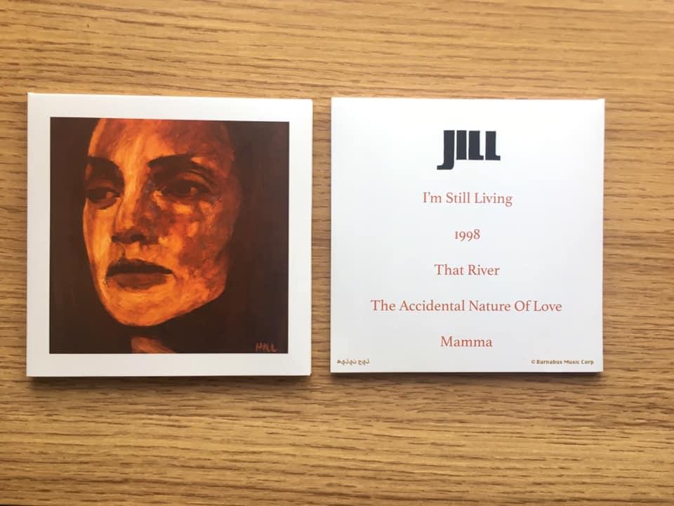 Image of Jill EP