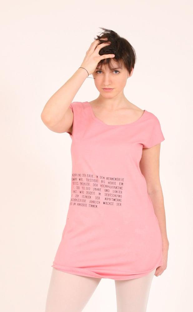 """Image of T-Shirt Kleid """"Endlager"""""""