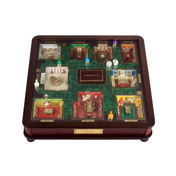 Image of Scrabble Game or 3D Clue Game