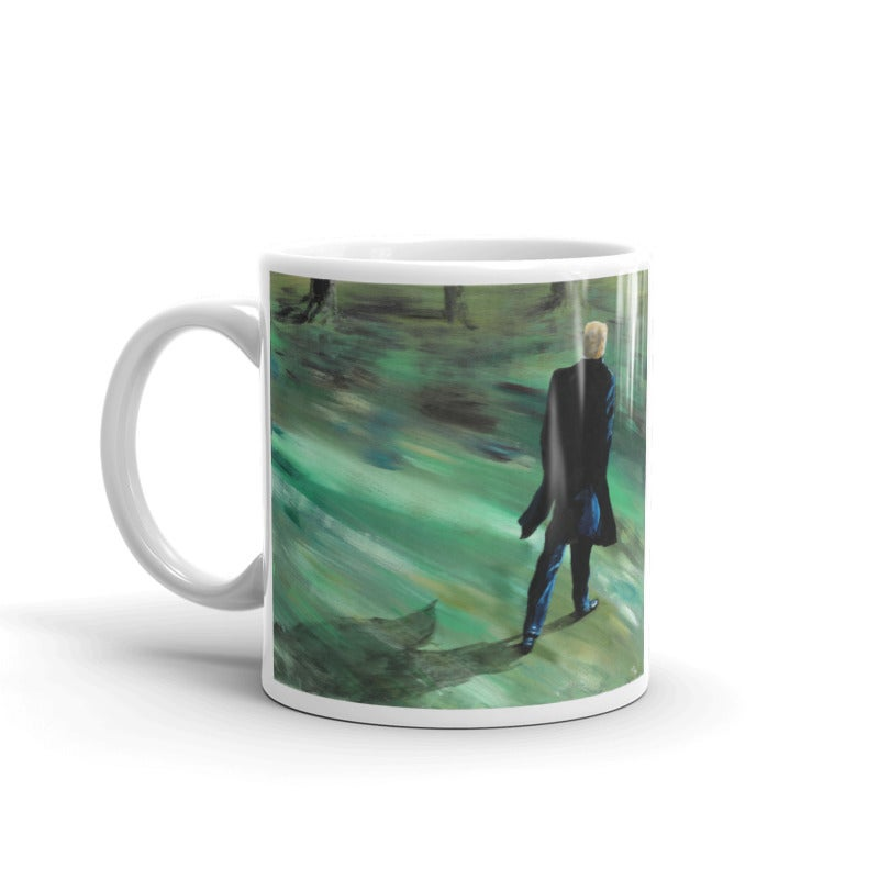"Image of ""The Walk"" Mug"