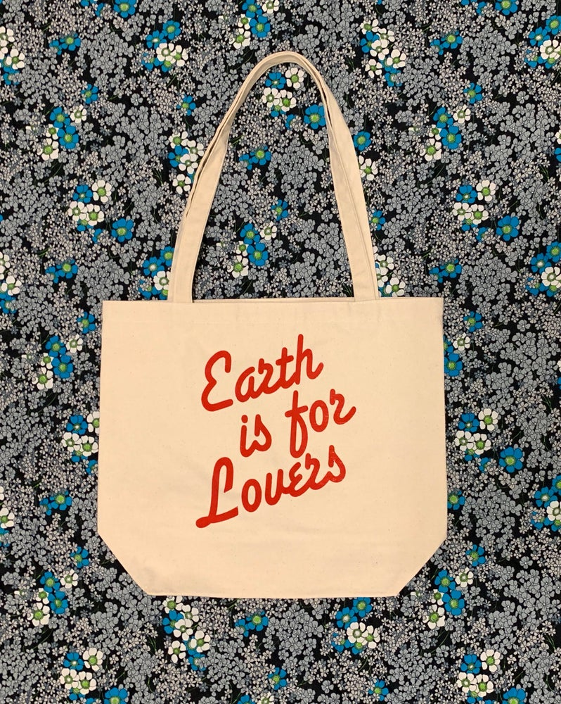 Image of Earth is for Lovers Tote