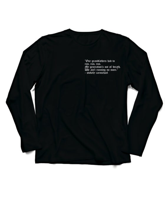 Image of HBCU Cultivated Long Sleeved Tee