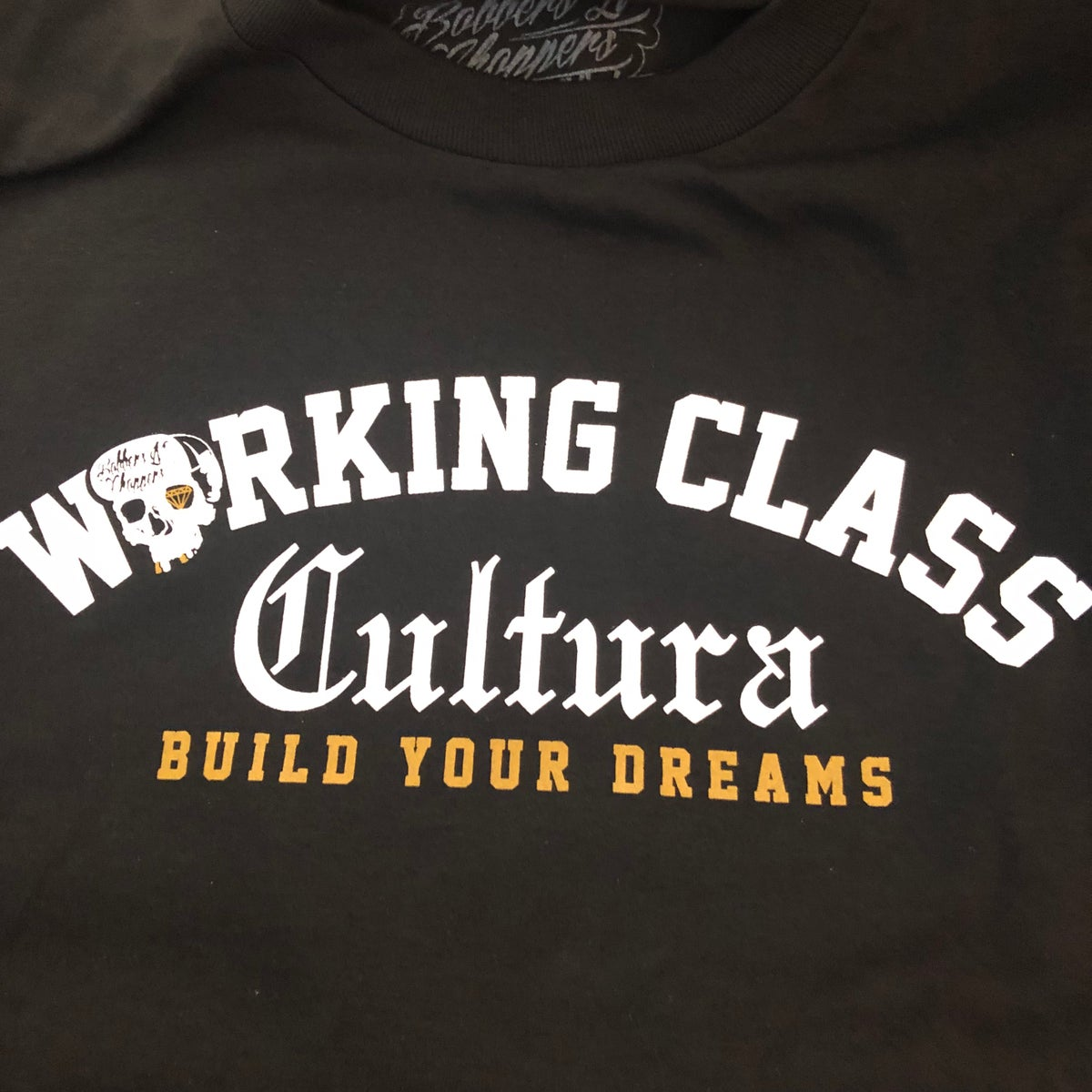 Image of Working Class Cultura    BNC Collab Tee