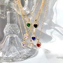Crystal Heart II Necklace