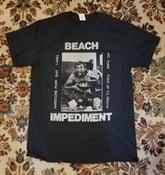 Image of BEACH IMPEDIMENT OFFICIAL T-SHIRT