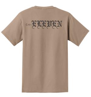 Image of 11 Pt. Star Pocket T-Shirt (S)
