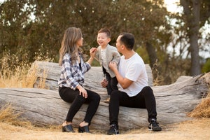 Image of Nov 30 | Outdoor Fall Mini Session @ Equestrian Center of Walnut Creek